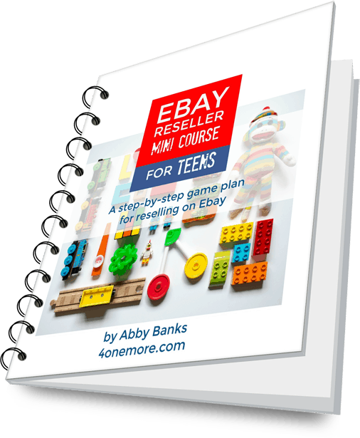 eBay Reseller Mini Course for Teens